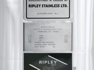 Re-branding of Ripley Stainless Ltd.