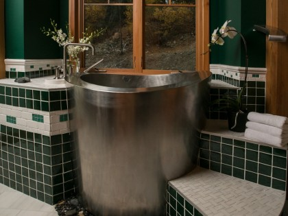 Soaking tubs (ofuro)