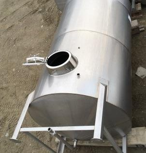 USED VERTICAL MIXING TANK
