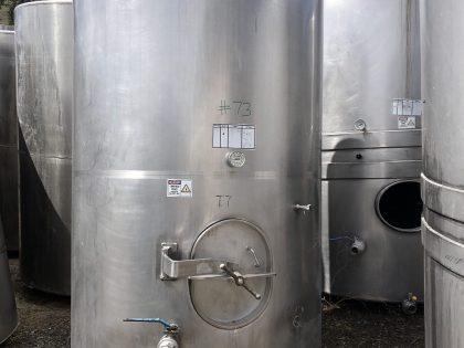 4200 L wine tank