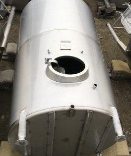 Item 37 Used wine tank
